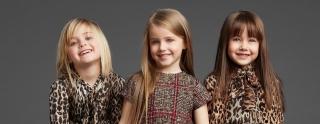 улыбающиеся девочки